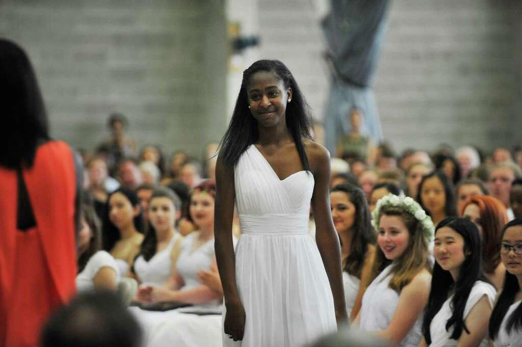 Emma Willard grads take the stage - Times Union