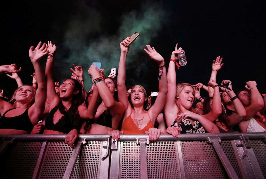 Upcoming concerts in Houston for 2017Houston's concert scene rarely slows down. From Jimmy Buffett to Willie Nelson to Chance the Rapper to Demi Lovato, there is a performer from nearly every genre coming to town. Continue clicking to see the concerts that are bringing their music to the Bayou City.  Photo: Jon Shapley, Houston Chronicle / © 2015  Houston Chronicle