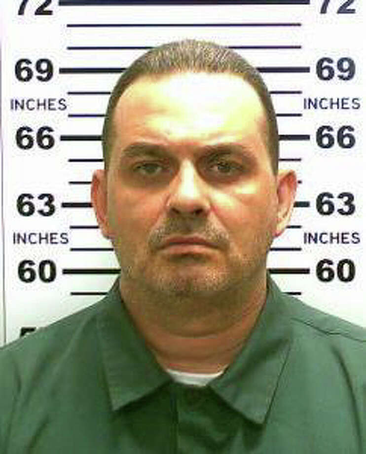 This undated photo released by the New York State Police shows Richard Matt, 48, one of the two convicted killers who escaped from the Clinton Correctional Facility in Dannemora, N.Y. The prisoners escaped the state's largest prison overnight by tunneling their way out, setting off an extensive manhunt and prompting Gov. Andrew Cuomo to travel to the facility. (New York State Police via The New York Times)  -- FOR EDITORIAL USE ONLY. --  ORG XMIT: XNYT83 Photo: NEW YORK STATE POLICE / NEW YORK STATE POLICE