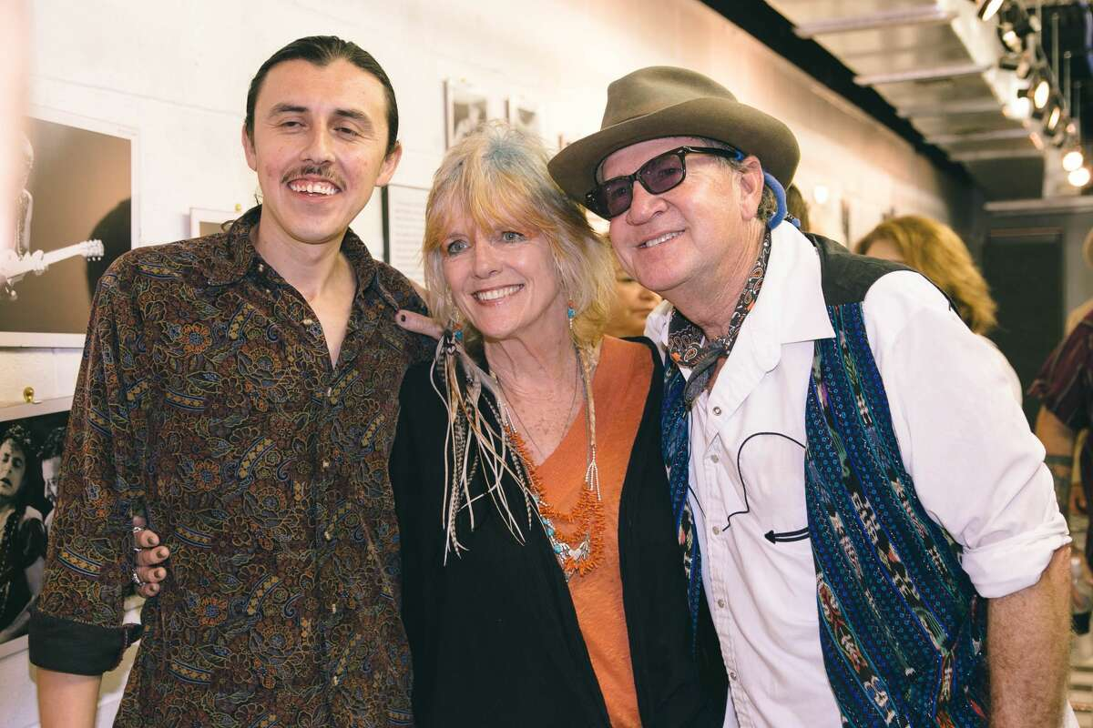 Tex Pop celebrated its 4th anniversary Sunday, 5, 2016, at the South Texas Popular Culture Center and featured artists Doug Sahm, Mitch Webb, Rosie Flores and Joel Aparicio.