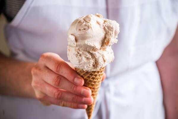 Bi-Rite Creamery (Multiple locations. http://biritecreamery.com/):  Negroni Ice Cream (Single Scoop – $4.50, Double Scoop - $6, Triple Scoop - $8.50) Charity: SF Dyke March