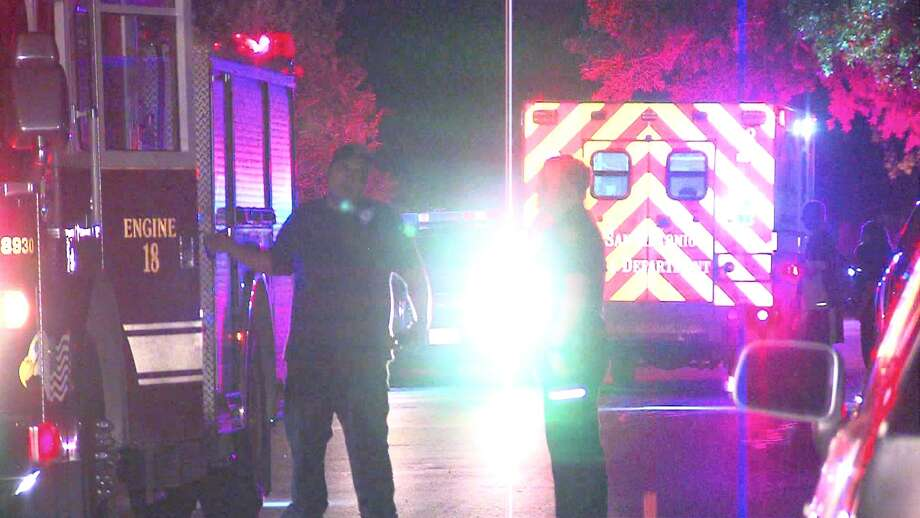 Police say two women were injured on Sunday night in two separate shootings. The first happened around 10:41 p.m. in the 300 block of Tomrob Drive. Photo: 21 Pro Video