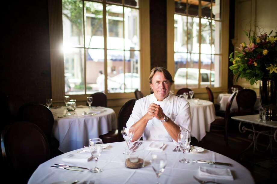 "Chef John Besh, who opened River Walk restaurant Lüke in 2010, has been edited out of an episode of ""Top Chef"" set to air in January because of sexual harassment allegations against him. In late October, he stepped down from the New Orleans-based restaurant group he founded and co-owned. Photo: Edmund D. Fountain, For The Chronicle / Edmund D. Fountain"