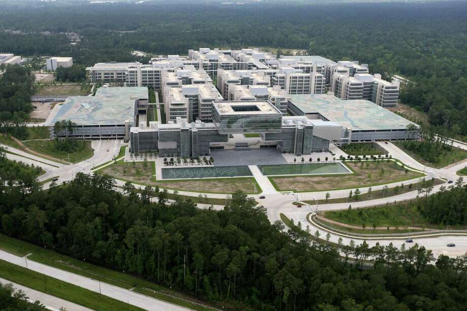 ExxonMobil campus is a city within a city - Houston Chronicle