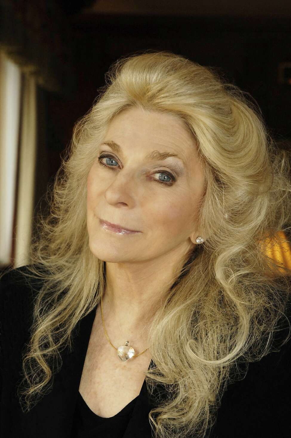 Musical legend Judy Collins comes to Caffe Lena in Saratoga Springs at 3 p.m. Sunday, Aug. 18.