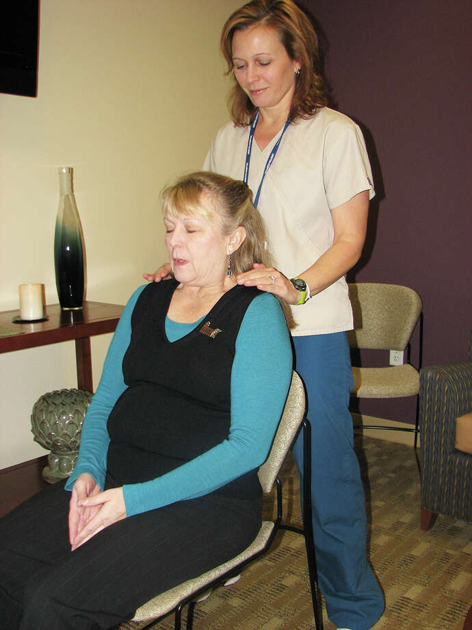 Griffin Hospital will offer a Reiki Level 1 Workshop July9. The ancient healing method promotes relaxation by relieving energy blockages in the body. Photo: Contributed / Contributed