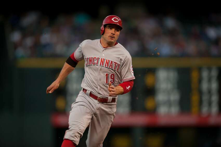28. Cincinnati Reds (27-43) Week 10 ranking: No. 28 First baseman Joey Votto is back. After struggling through the first two months, Votto began Monday hitting .338 with five doubles, two homers, six RBIs and four stolen bases in 18 games this month.
