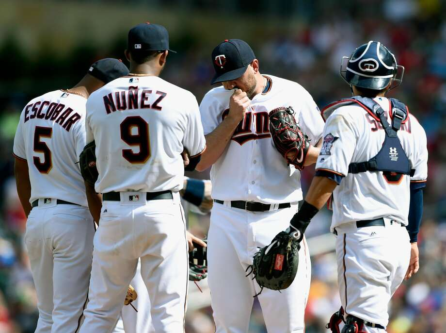 30. Minnesota Twins (16-40)Week 8 ranking: No. 29With a 7-5 loss to the Rays on Sunday at Target Field, the Twins fell to a season-high 24 games below .500. Photo: Getty Images