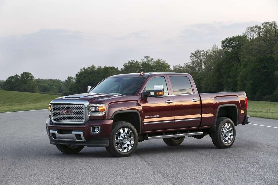 2017 Gmc Sierra Denali 2500 Hd Features An All New Patented Air Intake System