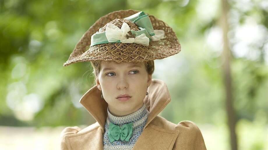 "Lea Seydoux in ""Diary of a Chambermaid."" Photo: Cohen Media Group"
