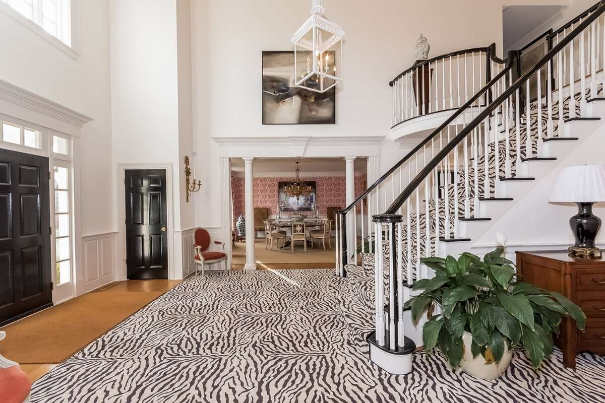 70 Burrwood Cmn, Fairfield, CT 06824 6 beds 8 baths 7,365 sqft Features: Game room, media space, office, gourmet kitchen with wet bar, cappuccino bar View full listing on Zillow
