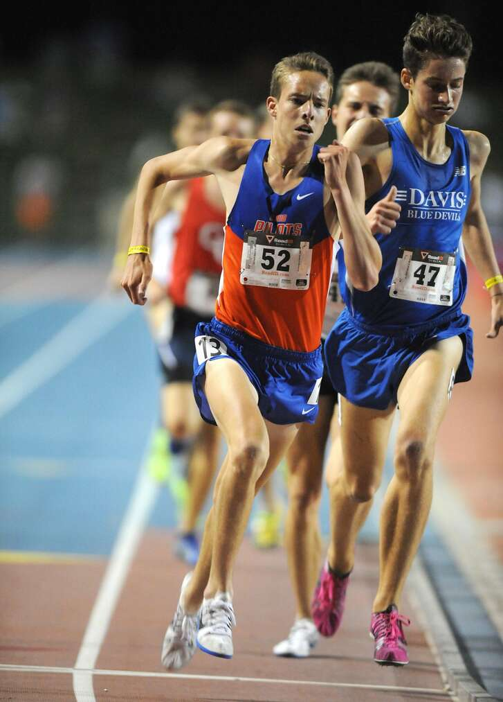 Cooper Teare of St. Joseph-Alameda won the state title in the 3,200 meters.