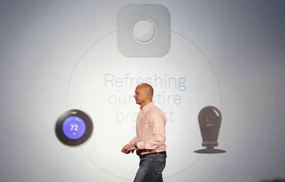 Tony Fadell stepped down as Nest CEO last week. His replacement, Marwan Fawaz, has experience selling divisions of tech companies, sparking speculation of a sale. Photo: Santiago Mejia, The Chronicle