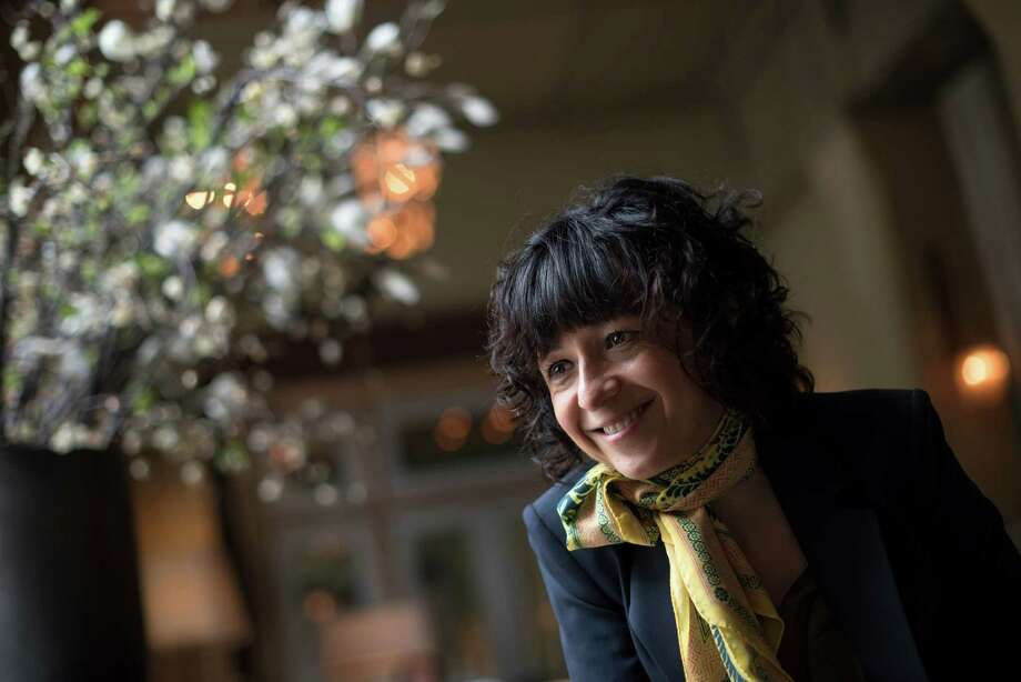Emmanuelle Charpentier one of three scientists credited with starting the gene-editing revolution, says she willingly turned her life over to science, working for 25 years in five different countries, paid so little she barely scraped by. Now, with her gene editing discovery, she sparked a scientific revolution and her life has changed. Photo: Karsten Moran /New York Times / NYTNS