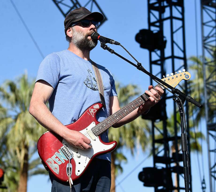 INDIO, CA - APRIL 12:  Musician Doug Martsch of Built to Spill performs onstage during day 3 of the 2015 Coachella Valley Music & Arts Festival (Weekend 1) at the Empire Polo Club on April 12, 2015 in Indio, California.  (Photo by Frazer Harrison/Getty Images for Coachella) Photo: Frazer Harrison, Getty Images For Coachella