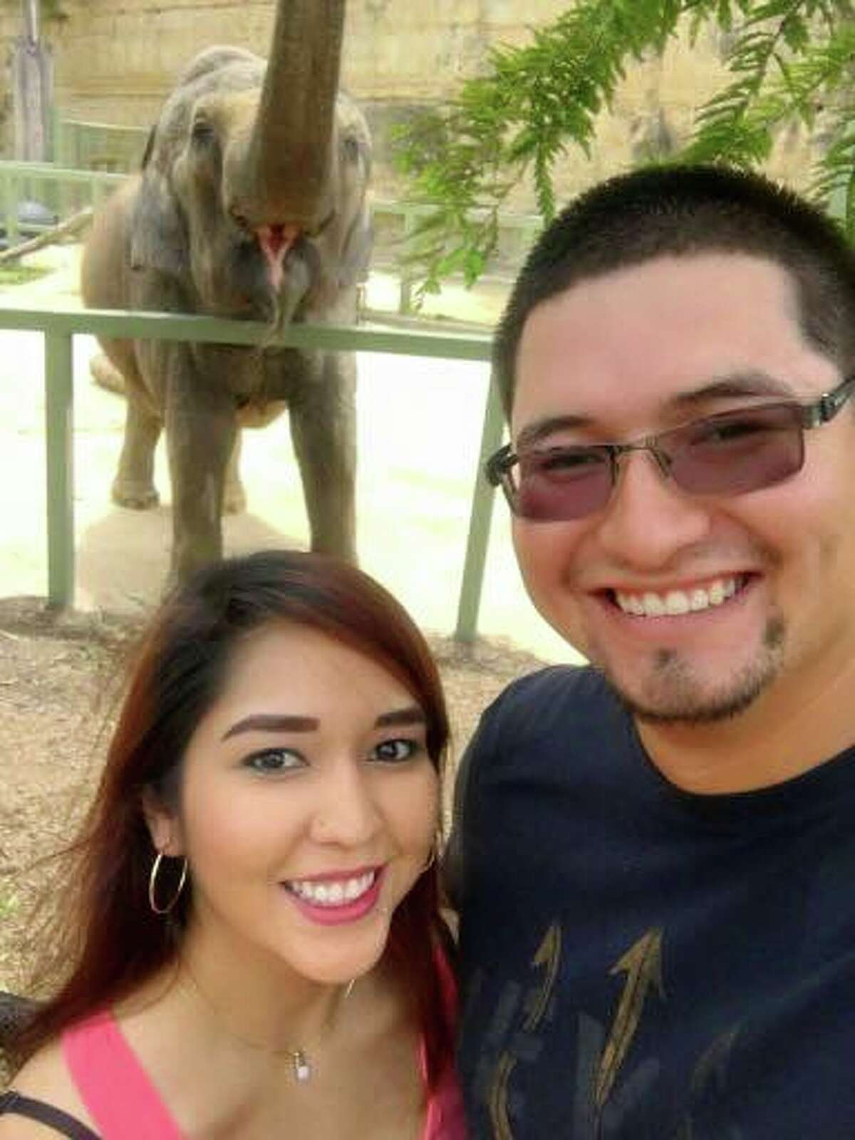 San Antonio Zoo Director Tim Morrow shared a photo guests took on the grounds that featured a surprise guest.
