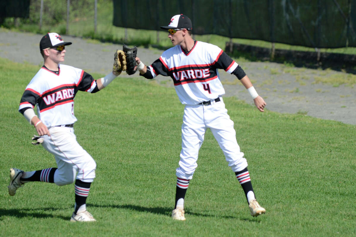 Fairfield Warde plays Simsbury on Tuesday at 3:30 at Muzzy Field in Bristol in the Class LL semifinals.