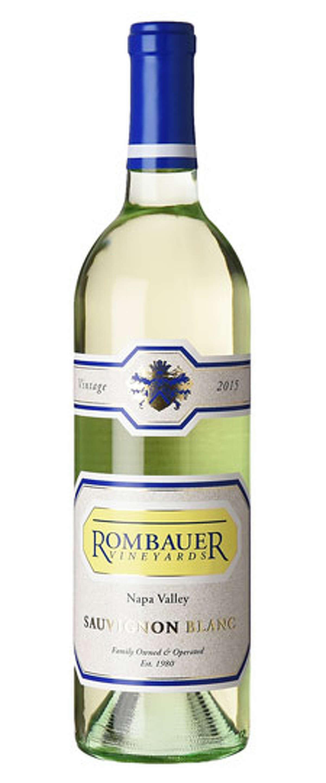 Rombauer Sauvignon Blanc 2015