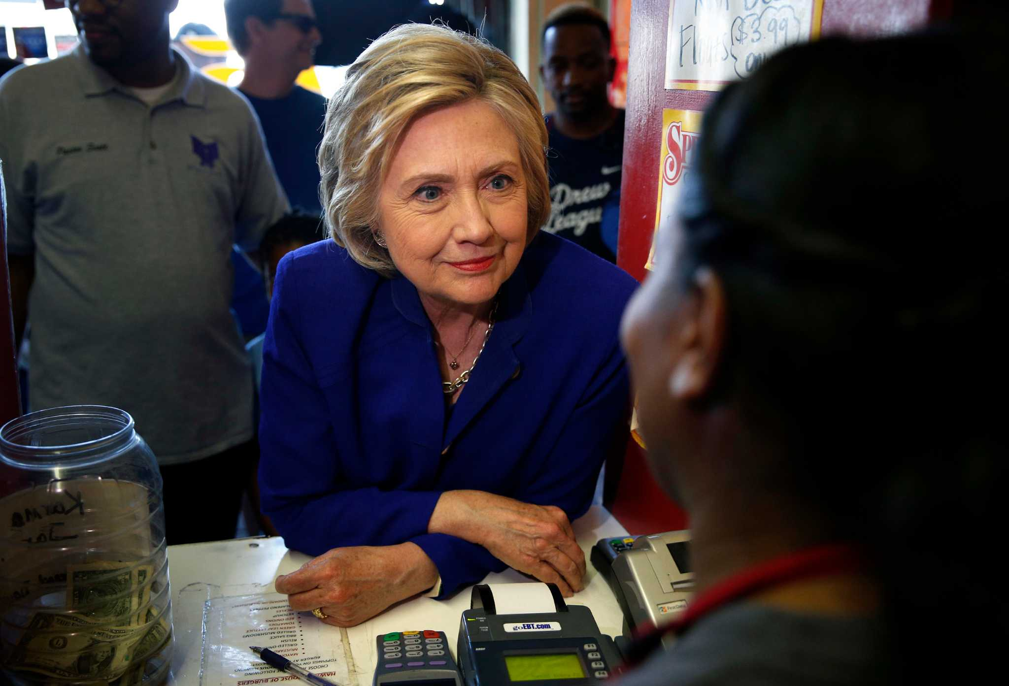 Hillary Clinton: Celebrities and politicians endorsing her ...