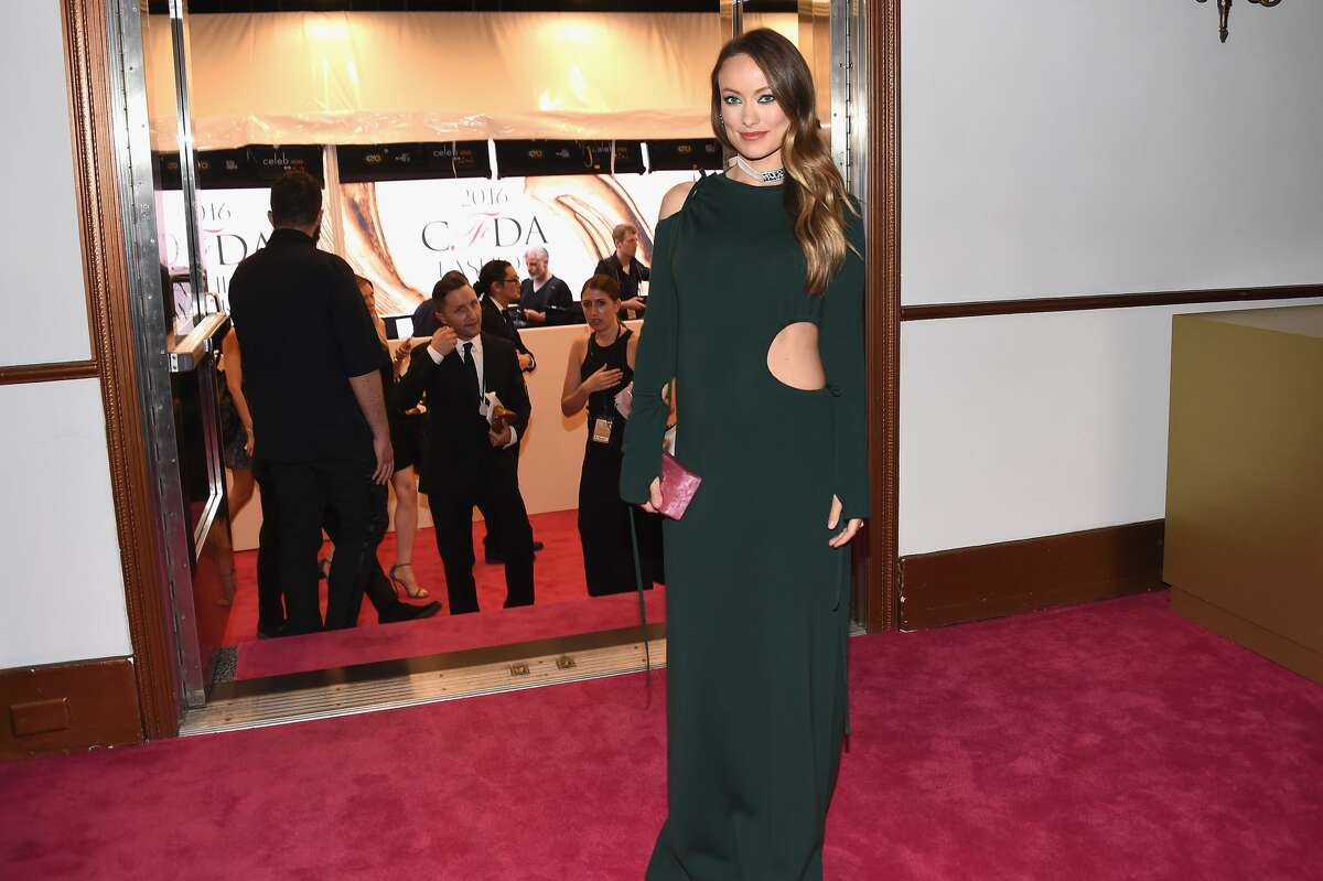 NEW YORK, NY - JUNE 06: Actress Olivia Wilde attends the 2016 CFDA Fashion Awards at the Hammerstein Ballroom on June 6, 2016 in New York City. (Photo by Nicholas Hunt/Getty Images)