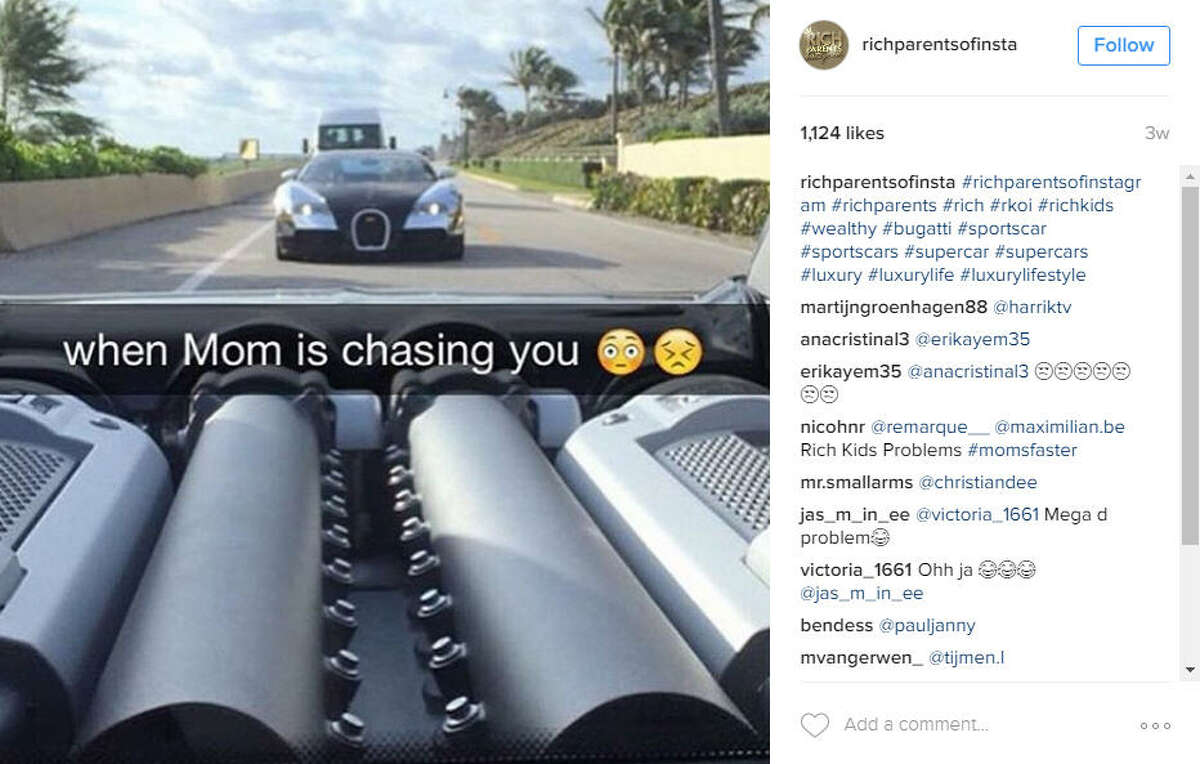 You thought Rich Kids of Instagram was bad? Well, they had to get the money from somewhere. Check out the lives of Rich Parents of Instagram.