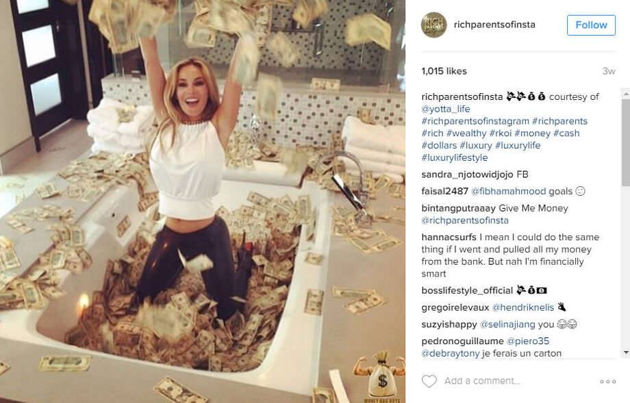 You thought Rich Kids of Instagram was bad? Well, they had to get the money from somewhere. Check out the lives of Rich Parents of Instagram. Photo: Rich Parents Of Instagram