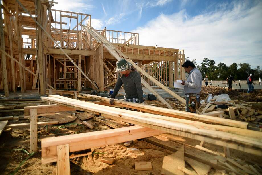 Banks believe high mortgage rates and home prices will begin to weigh on home appreciation. Photo: Jerry Baker, Freelance