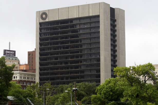 New Braunfels Utilities is urging its customers to monitor their bank accounts after a recent security breach at Frost Bank. Pictured is the bank's San Antonio headquarters.