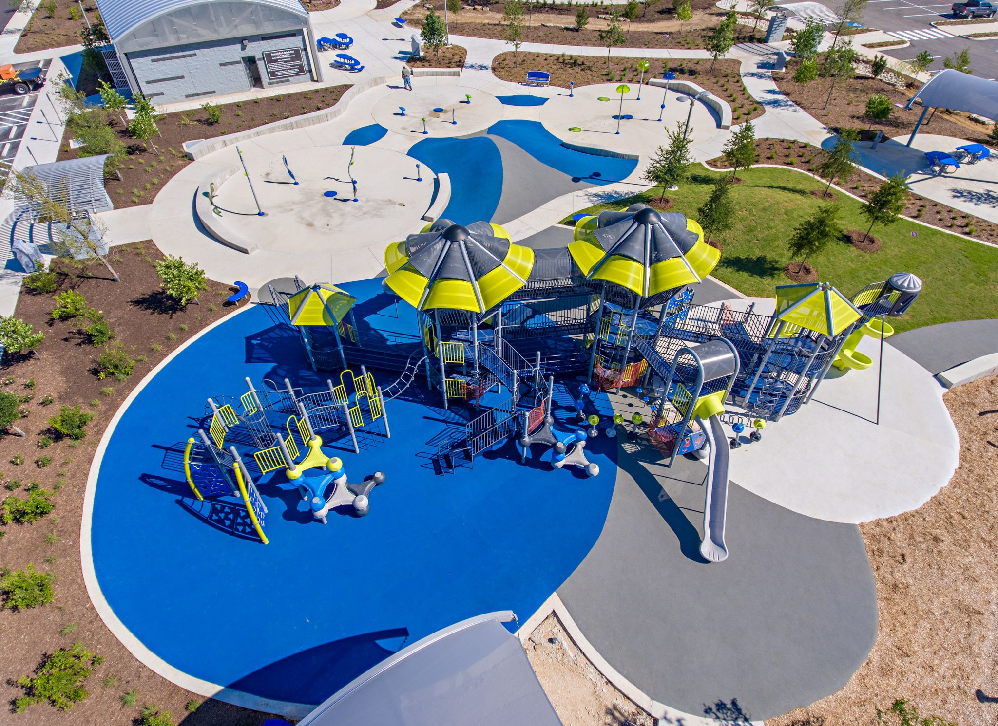 San Antonio S Largest Park To Open Saturday San Antonio