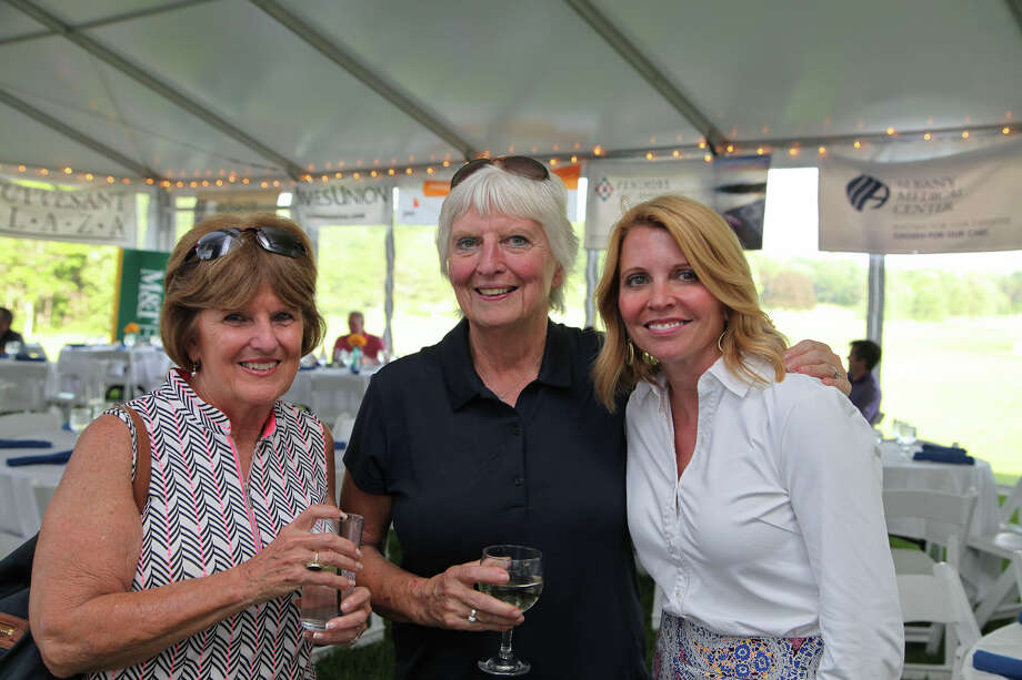 Were you Seen at the 15-LOVE 'Fore Love & Money' golf and fundraising event held at Schuyler Meadows Club in Loudonville on Monday, June 6, 2016.Learn how Capital Region Gives can help your nonprofit Photo: Mia Ertas