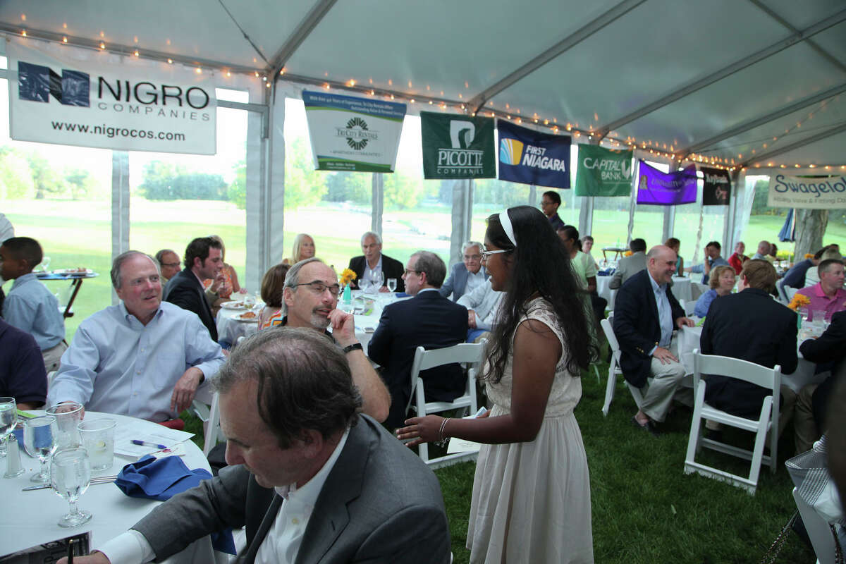 Were you Seen at the 15-LOVE 'Fore Love & Money' golf and fundraising event held at Schuyler Meadows Club in Loudonville on Monday, June 6, 2016.
