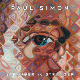 """This CD cover image released by Concord Music shows, """"Stranger to Stranger,"""" the latest release by Paul Simon. (Concord via AP)"""