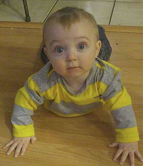 Eight-month-old Haddix James Mulkey died, authorities said, after a babysitter gave him an adult dose of Benadryl to put him to sleep. Photo: Courtesy Of Katie Mulkey / The Washington Post