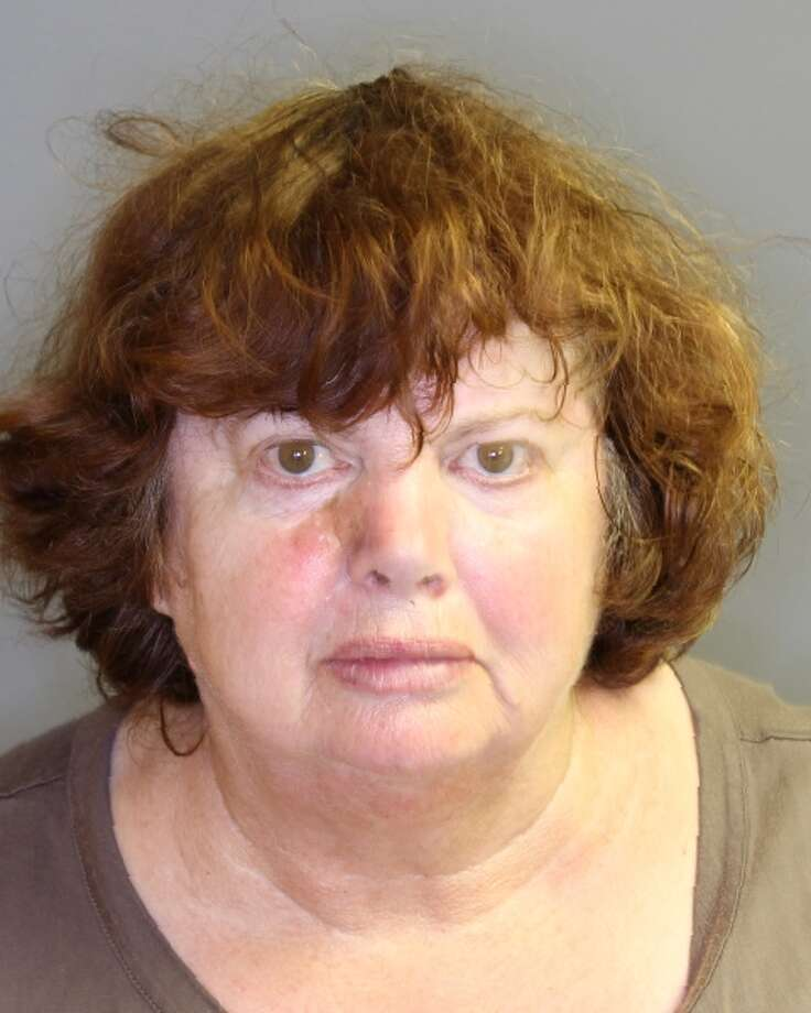 Montgomery County horse owner Ann-Marie Arnold, 52, was arrested for allegedly providing adequate medical care of a horse, the Sheriff's Office said. (Montgomery County Sheriff's Office).