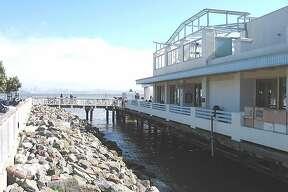 Guaymas Restaurant in Tiburon offers outdoor dining.