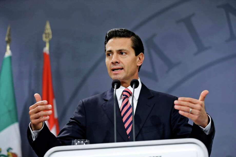 Three years into Mexico President Enrique Peña Nieto's term, the country has done too little to remove corruption. This has resulted in lack of confidence in the government by ordinary Mexicans and Mexican businesses, a sentiment shared by would-be foreign investors. Photo: DRESLING JENS /AP / POLFOTO