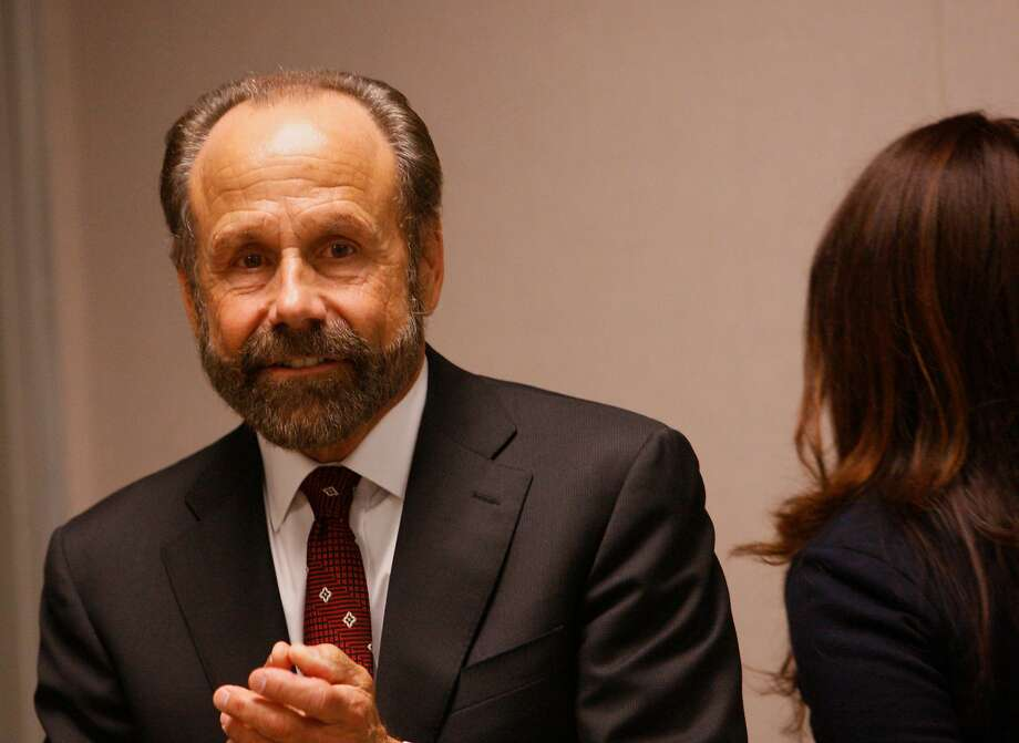 State Sen. Jerry Hill, D-San Mateo, has introduced a bill to ensure that California utilities return savings from the federal tax break to customers. Photo: Terray Sylvester, The Chronicle