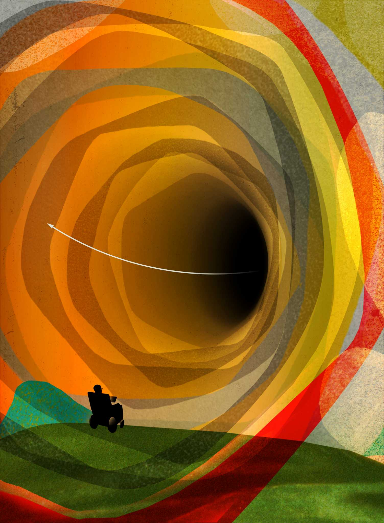 essays on black holes