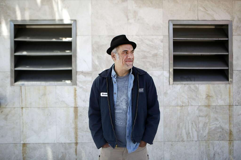 Tom E. Brown's new movie takes a San Francisco approach. Photo: Michael Noble Jr., The Chronicle