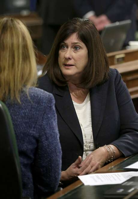 Assemblywoman Susan Bonilla seeks common ground on education reform. Photo: Rich Pedroncelli, Associated Press