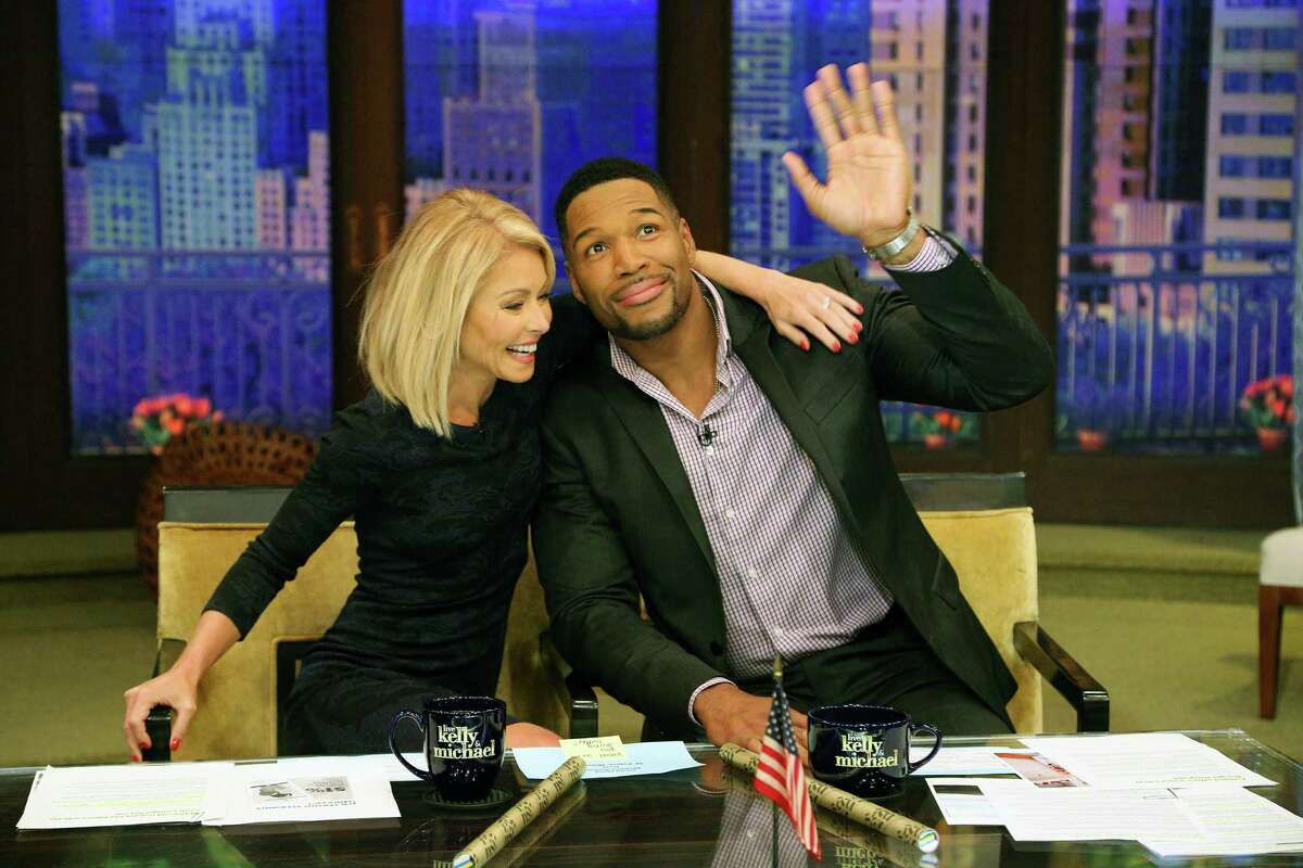 Michael Strahan Former American football defensive end, TV personality, actor, producer. Classyear: 1993