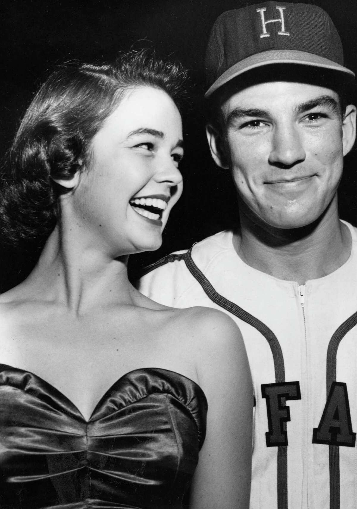 Kathy Crosby, Aug. 29, 1951.