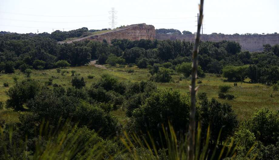 An area near Evans road will become a new park in San Antonio in the north central area of the city. The Classen-Steubing family agreed to sell 204 acres of their ranch to the city of San Antonio. This is one of the last major, undeveloped parcels of land on the North Side and is over the sensitive Edwards Aquifer recharge Zone. Photo: John Davenport /San Antonio Express-News / ©San Antonio Express-News/John Davenport