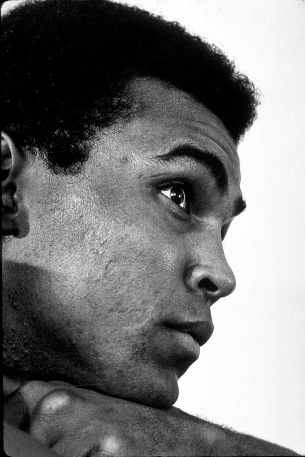 Profile portrait of boxing great Muhammad Ali, aka Cassius Clay.  (Photo by Ray Fisher/The LIFE Images Collection/Getty Images) Photo: Ray Fisher, Contributor / Ray Fisher