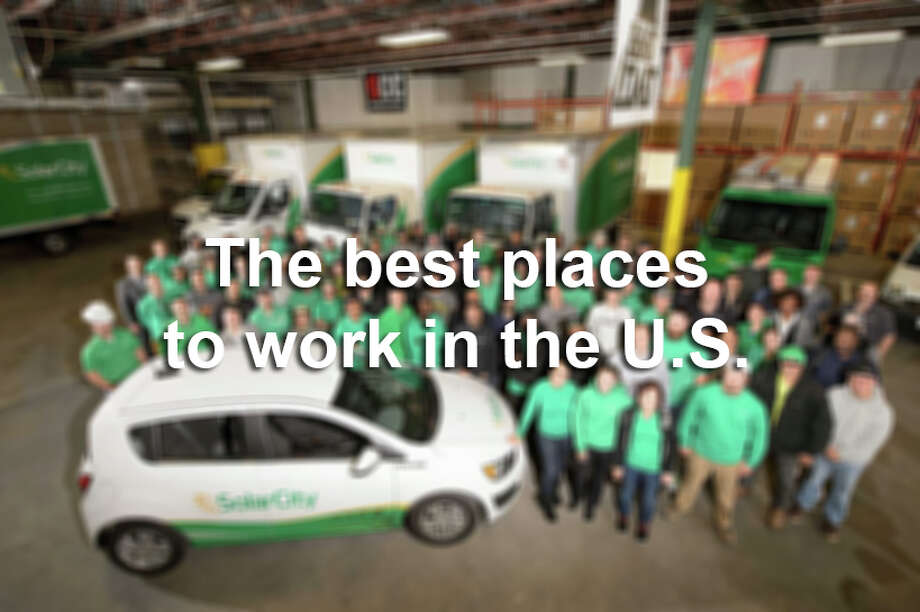 From tech to retail, 50 U.S. companies were superior enough to land on Glassdoor's Best Places to Work for 2016.Check out the slideshow to see who made the list. Photo: Contributed Photo