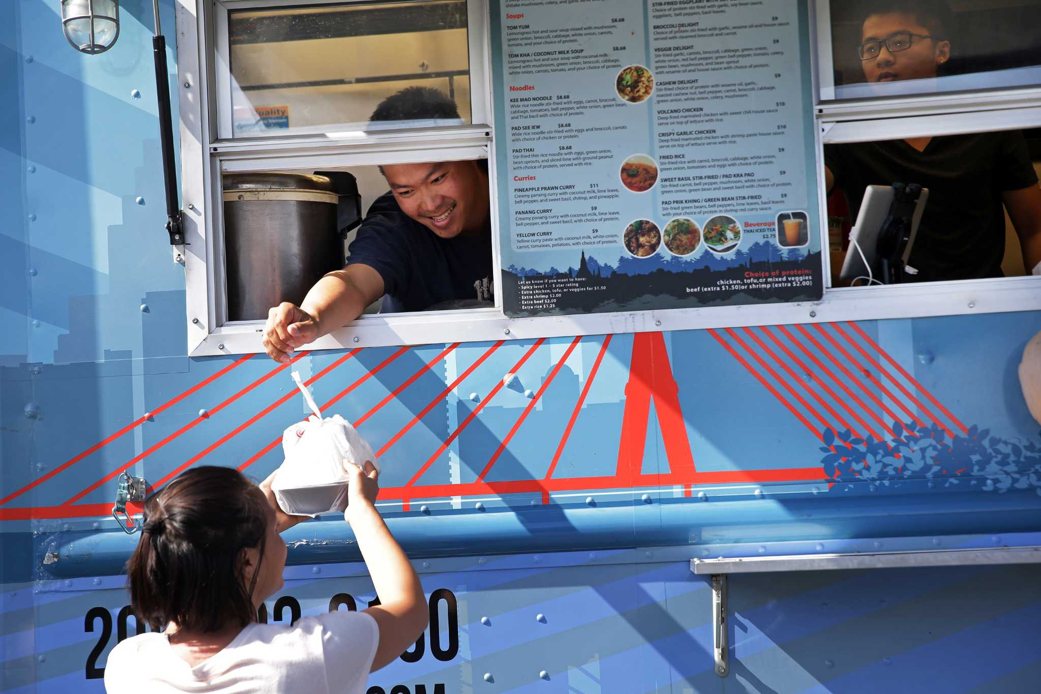 Seattle food trucks: Hilariously delicious - seattlepi.com