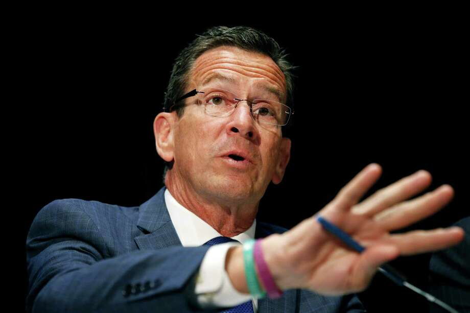 A Quinnipiac University poll has given Connecticut Gov. Dannel Malloy his lowest job approval rating. Sixty-eight percent of voters disapprove of his job performance. Photo: Michael Dwyer / Associated Press / AP