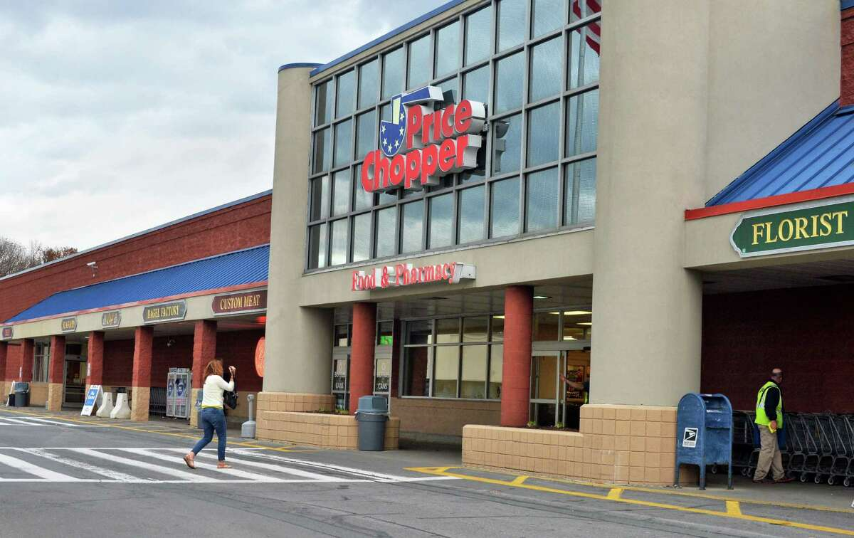 Price Chopper market on Hoosick Road Friday Nov. 6, 2015 in Troy, NY. (John Carl D'Annibale / Times Union)