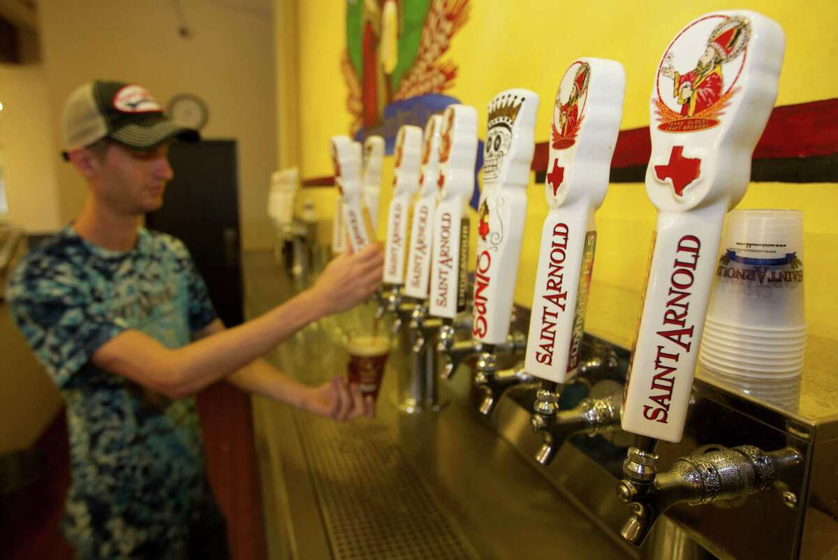 3. Heaven-sent Saint Arnold is the patron saint of brewers. Yes, really.