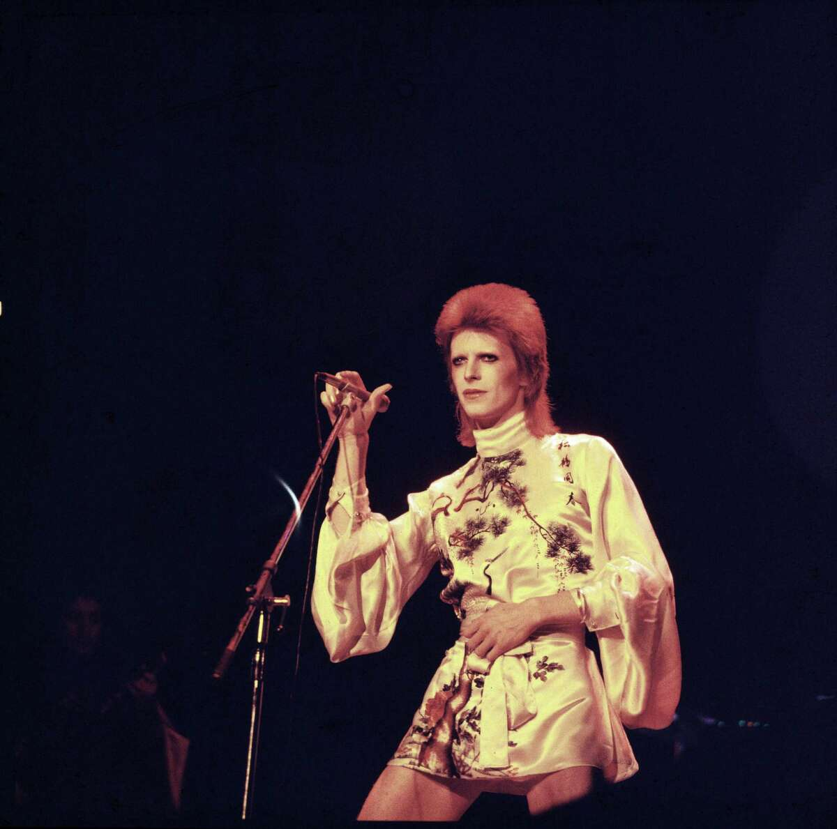 Houston's Top Trending Searches, No. 4: David Bowie. The rocker was the first major death of what would become a slew of beloved celebrities in 2016.